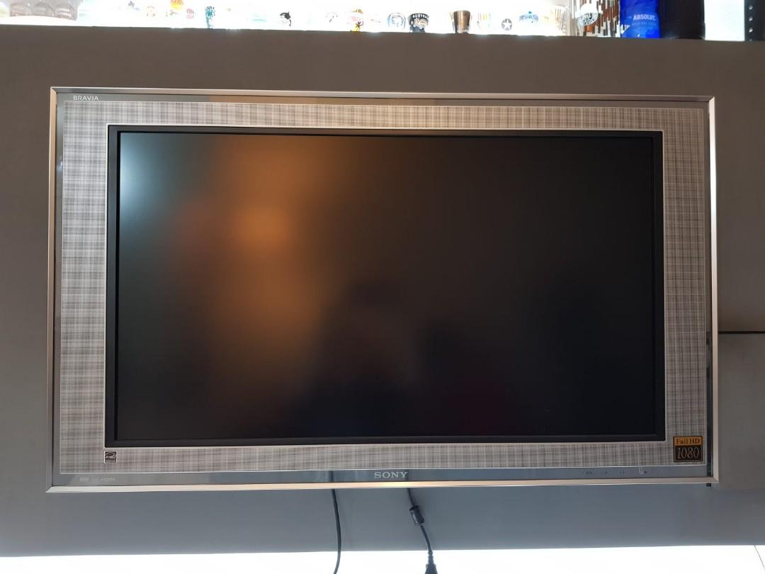 "Sony 40"" LCD TV"