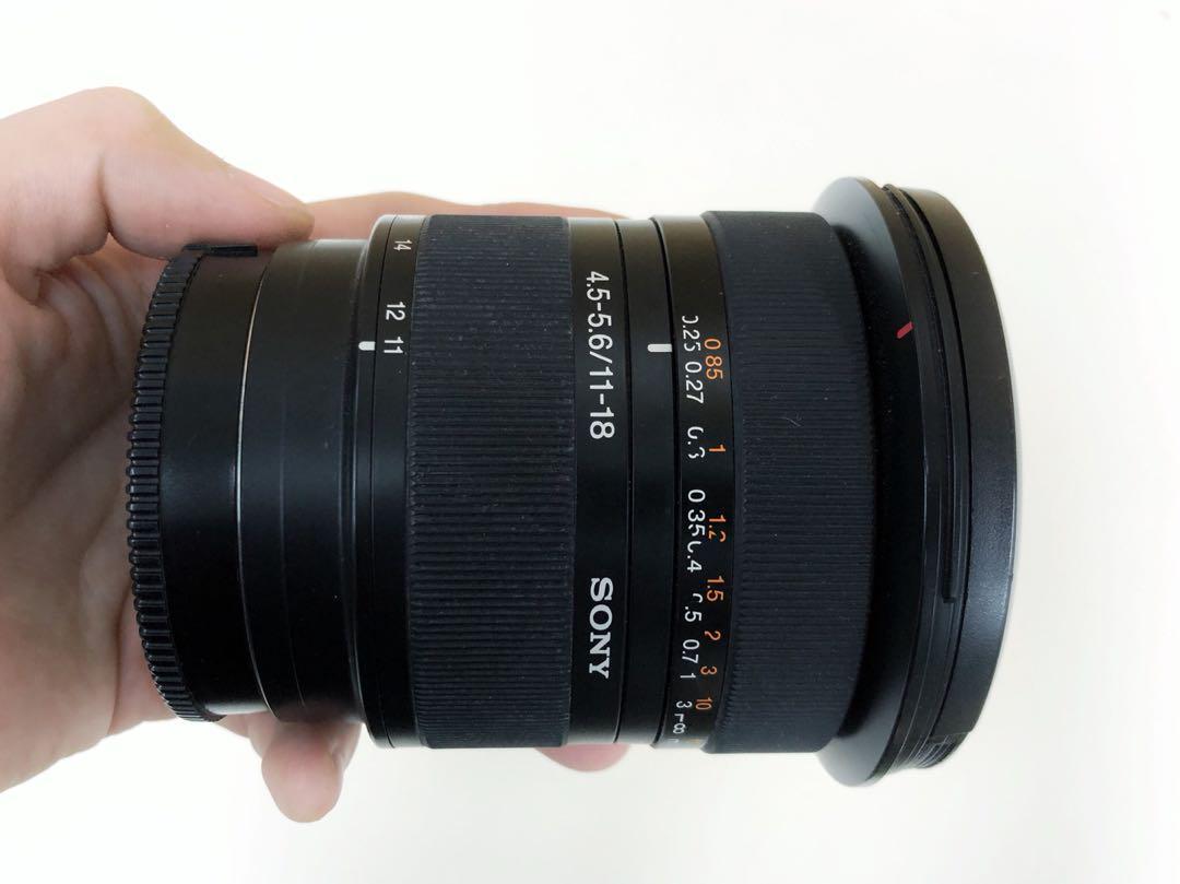 Sony AF DT 11-18mm f4.5-5.6
