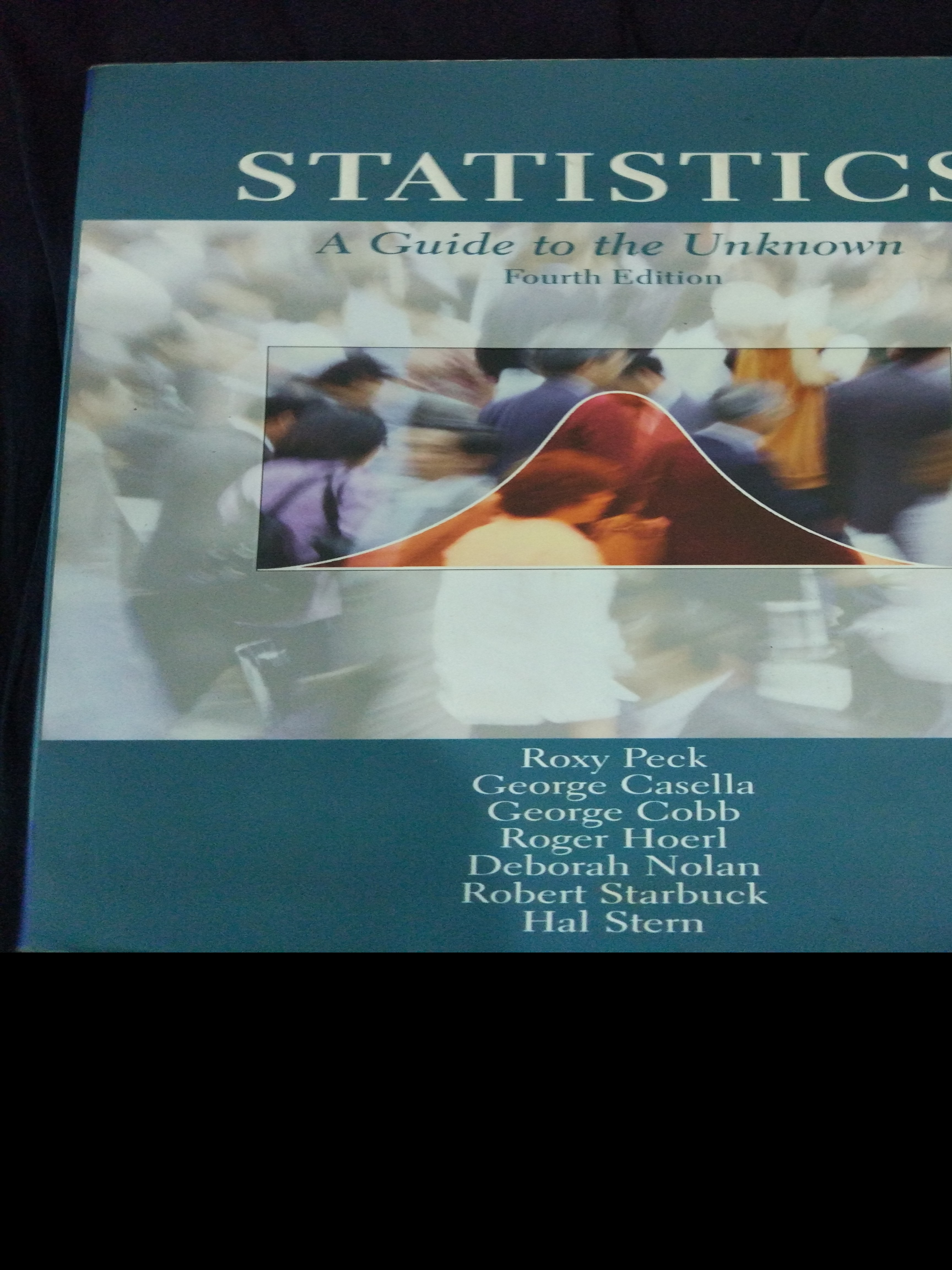 statistics a guide to the unknown books stationery textbooks rh sg carousell com Elementary Statistics statistics a guide to the unknown free download