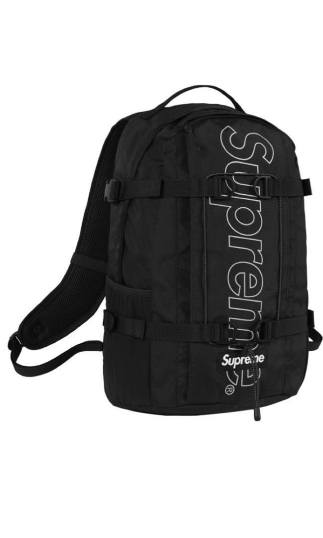 844de98a2d6 Supreme FW18 Backpack (Black)