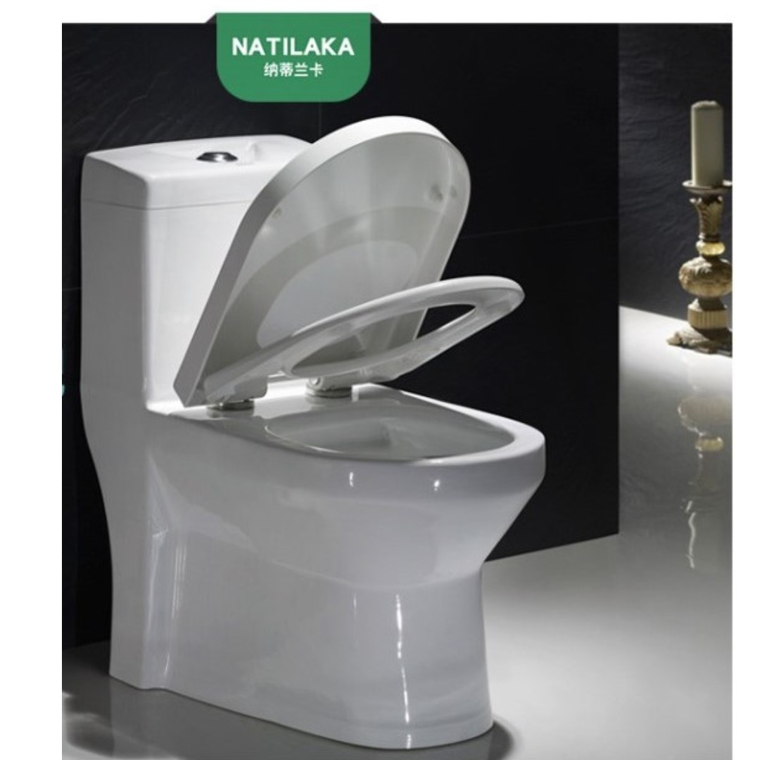 Toilet Bowl Water Closet Brand New, Everything Else on Carousell