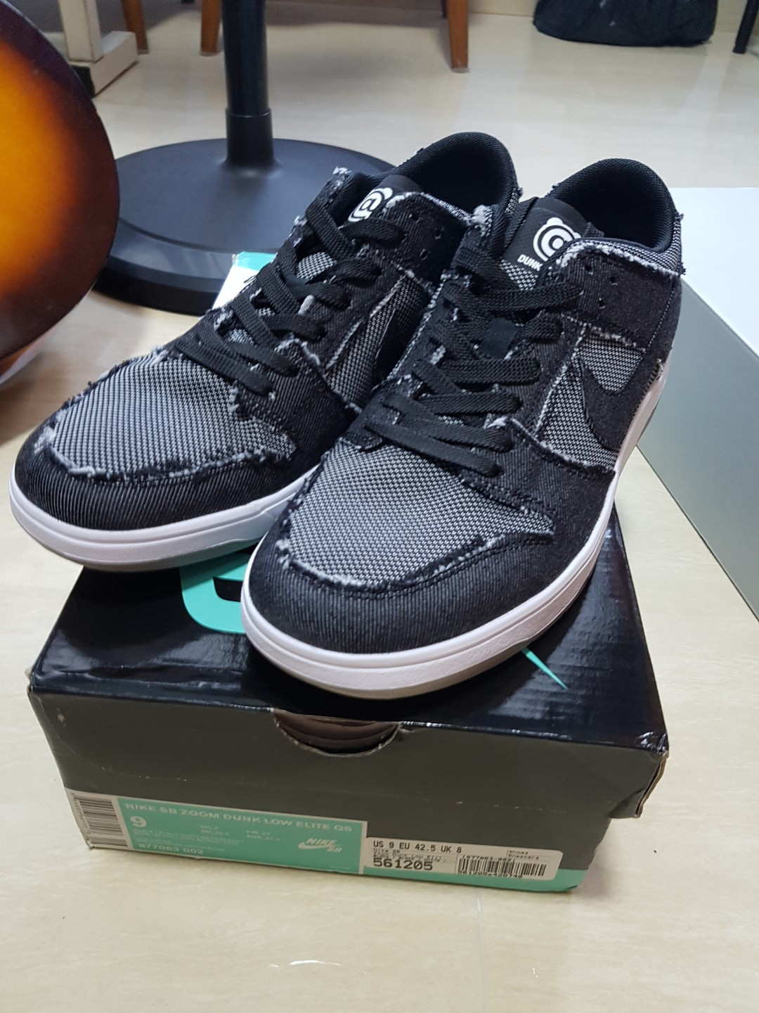 get cheap 15775 0cc7c US 9 Nike SB Zoom Dunk Low Elite QS