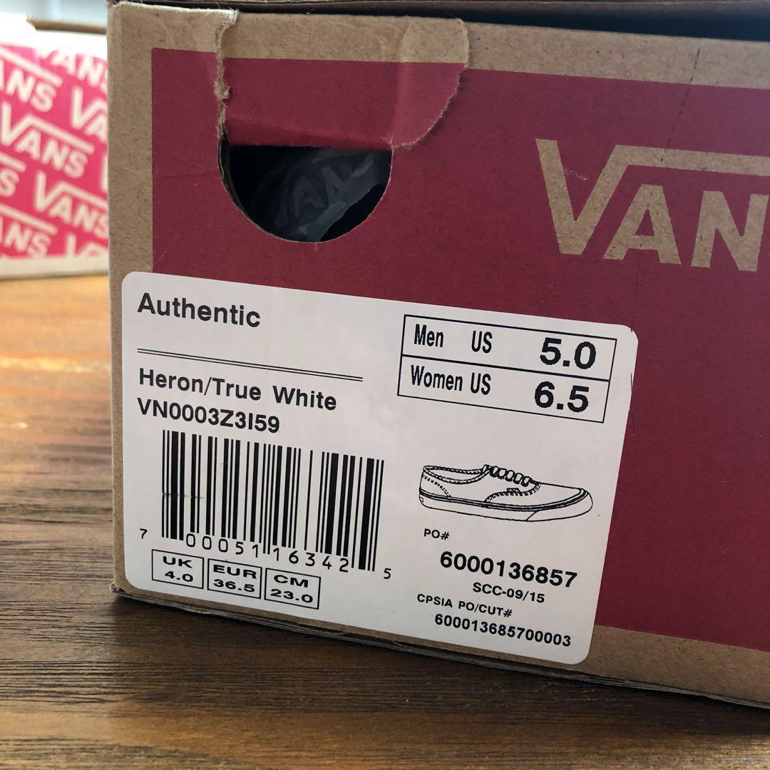 Vans Shoes Women US6.5 (EUR36.5)