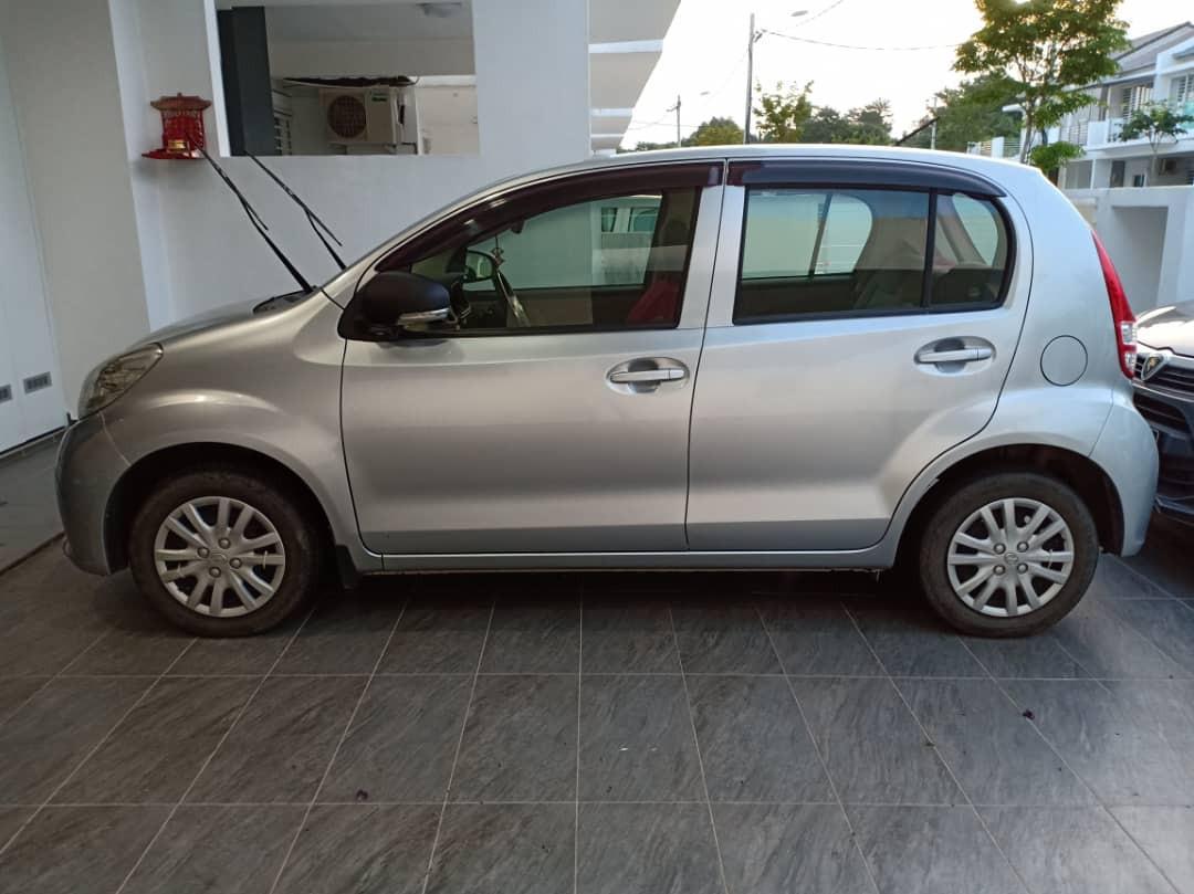 Year 2012, Perodua Myvi 1.3Ez Auto FOR SALE