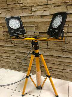 Light Stand with LED light