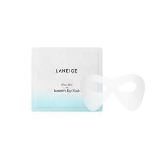 🚚 BN Laneige White Dew Intensive Eye Mask