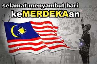 Happy 61th Merdeka