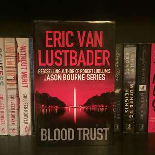 Blood Trust by Erik Van Lastbader