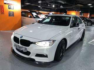 BMW 320D 15年
