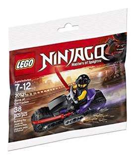 Lego Ninjago 30531 Sons of Garmadon Polybag