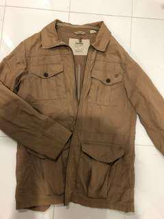 MENS CARGO TIMBERLAND TRENCH SIZE M