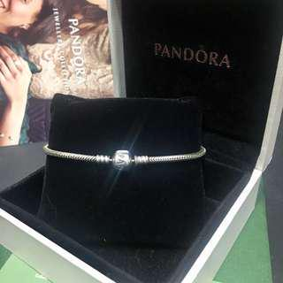 Pandora 18cm Silver bracelet
