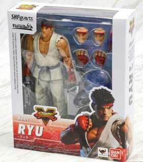 SHF S.H.Figuarts Ryu Street Fighter
