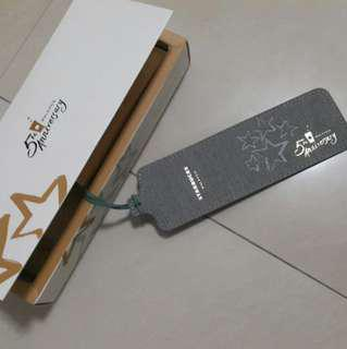 Starbuck luggage tag