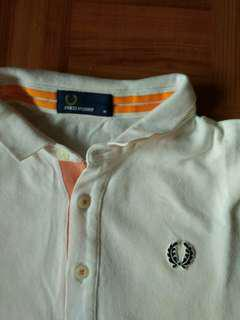 T-SHIRT POLO FRED PERRY