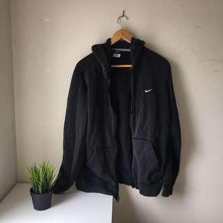 Nike Unisex Black Hoodie