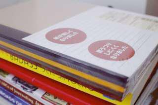 MUJI Lined Notebooks
