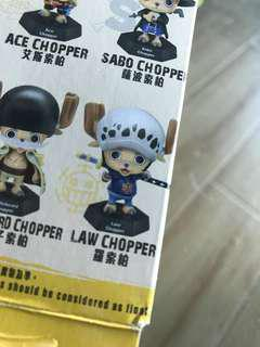 7-11 chopper world One Piece 海賊王 羅索柏 law chopper
