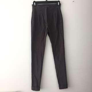 Balenciaga Grey Dress Pants