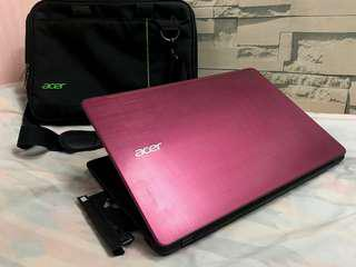 Acer F5 Monster gaming Core i5-6th gen laptop