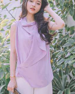 Lmei Purple Top