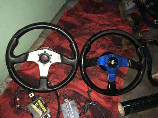 STEARING MOMO RACE ORI FOR SELL