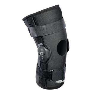 Donjoy Hinged Knee REM Buttress Brace