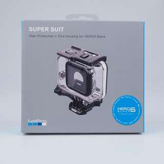 GoPro Super Suit Dive Housing For Hero 5 Black dan Hero 6