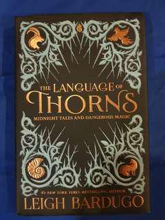 The Language of Thorns by Leigh Bardugo (hardback)