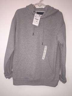brand new bnwt Zara grey sweater