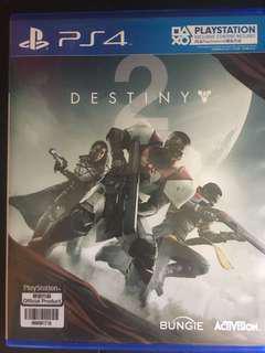 PS4 Destiny 2 中英文版