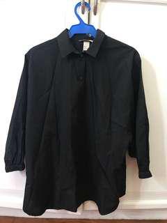 H&M New Black Longsleeves