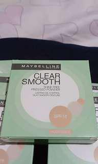 Maybelline Clear Smooth