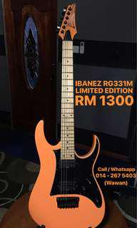 IBANEZ RG331M (LIMITED EDITION)