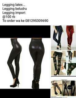 Legging import