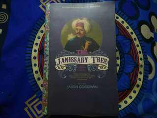 Novel detektif : The Janissary Tree