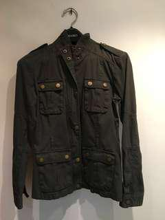 Military Style Fall Jacket