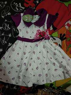 Dijual baju bayi utk pesta