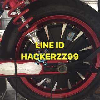 add my line id HACKERZZ99
