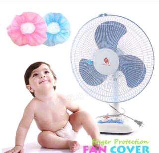 Electric Fan Net Cover finger protection