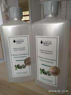 Lampe Berger Eucalyptus refill 1L