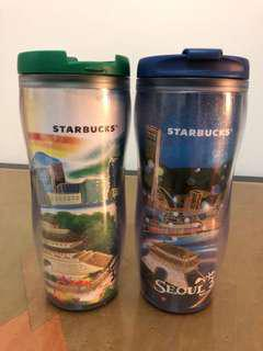 Starbucks City Tumblers