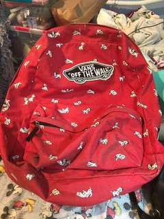 Vans 101 dalmatiens backpack