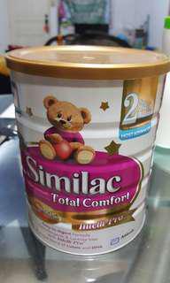 To trade with Similac/Aptamil/Nan Stage 3