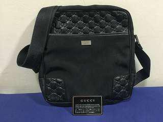 Authentic GUCCI SLING BAG (Unisex)