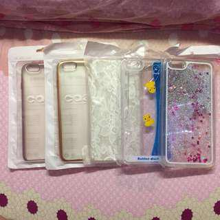 iPhone 6 Plus 殼 5個 (FREE)