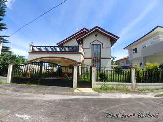 House and lot for sale in Metrogate Tagaytay
