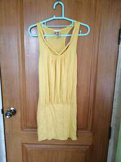 Yellow People are People party dress