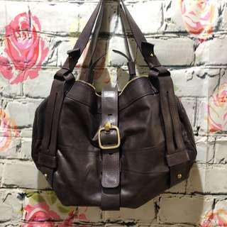 leather bag REPRICED