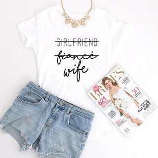 Wife T-Shirt [Gray]